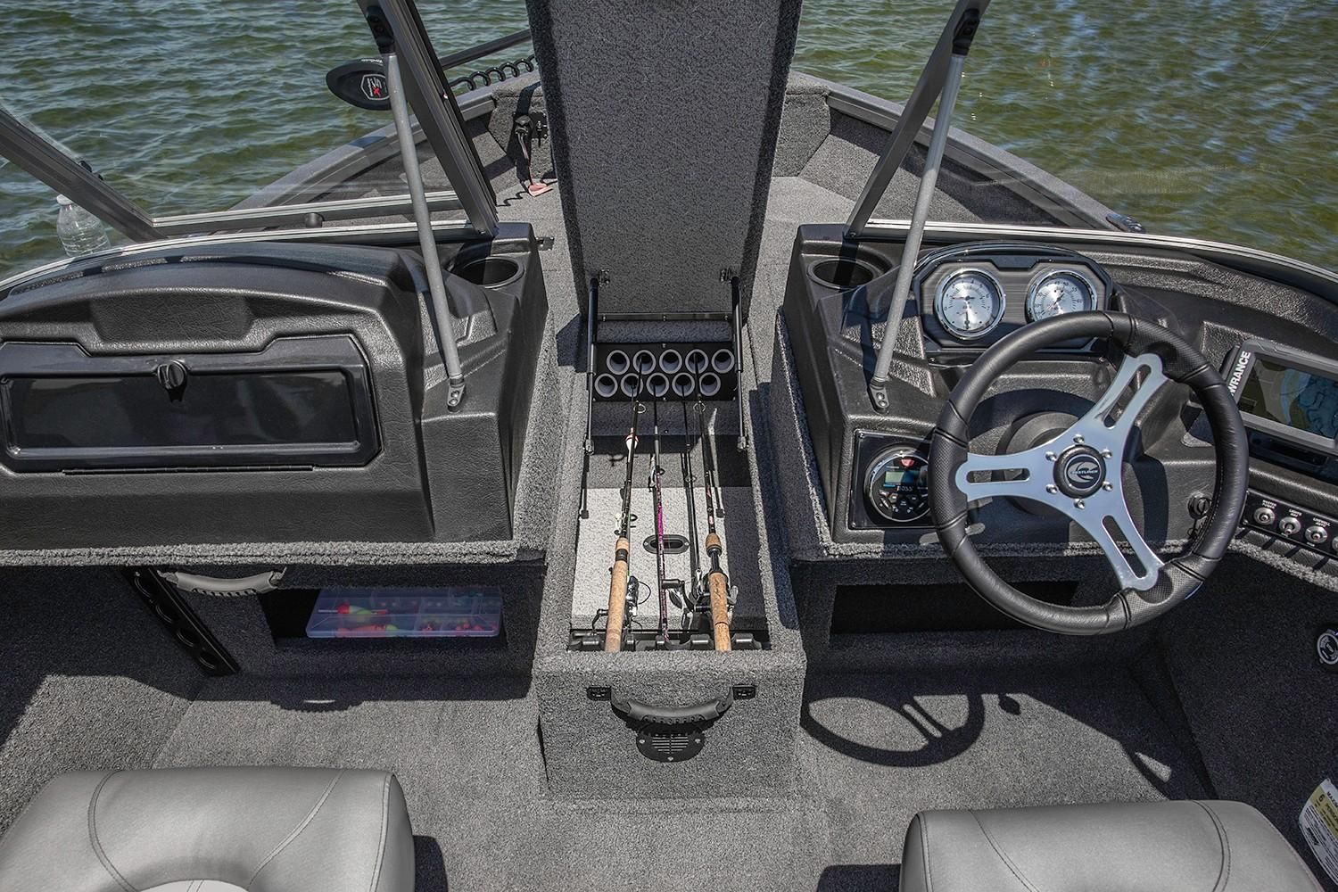 2019 Crestliner 1650 Fish Hawk WT in Amory, Mississippi - Photo 6