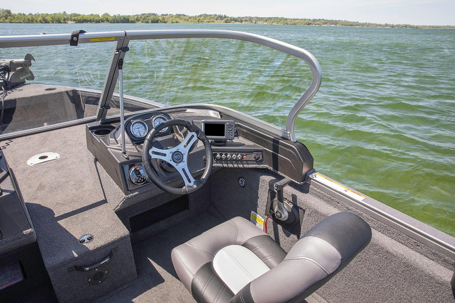 2019 Crestliner 1650 Fish Hawk WT in Amory, Mississippi - Photo 7