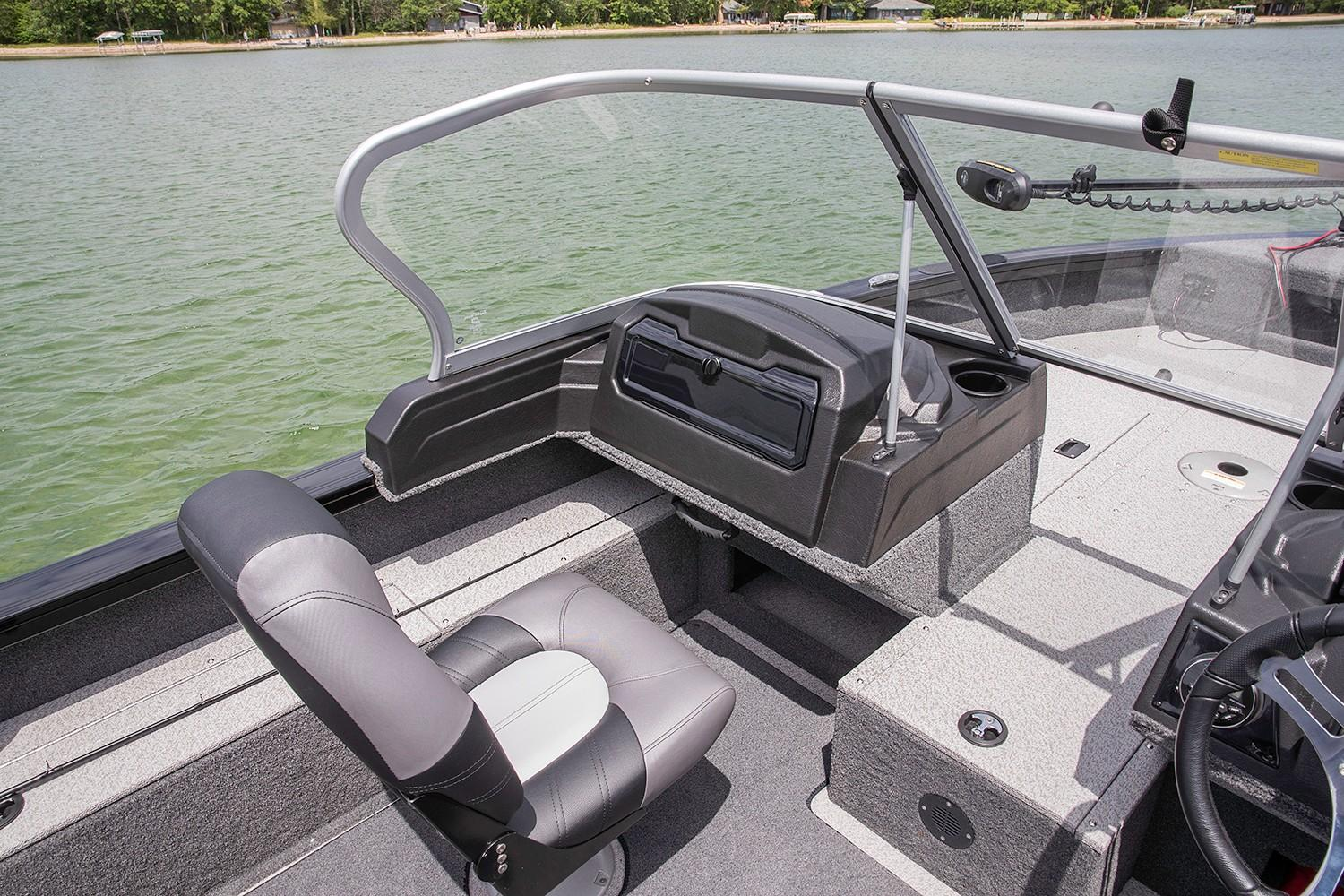 2019 Crestliner 1650 Fish Hawk WT in Kaukauna, Wisconsin - Photo 8