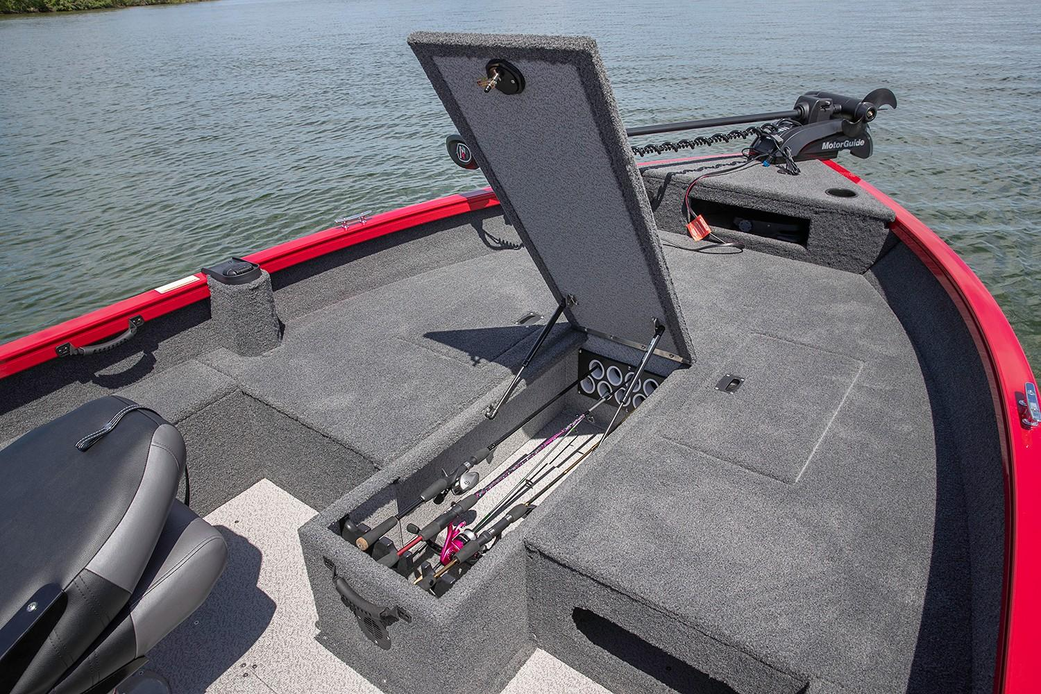 2019 Crestliner 1650 Pro Tiller in Kaukauna, Wisconsin - Photo 4