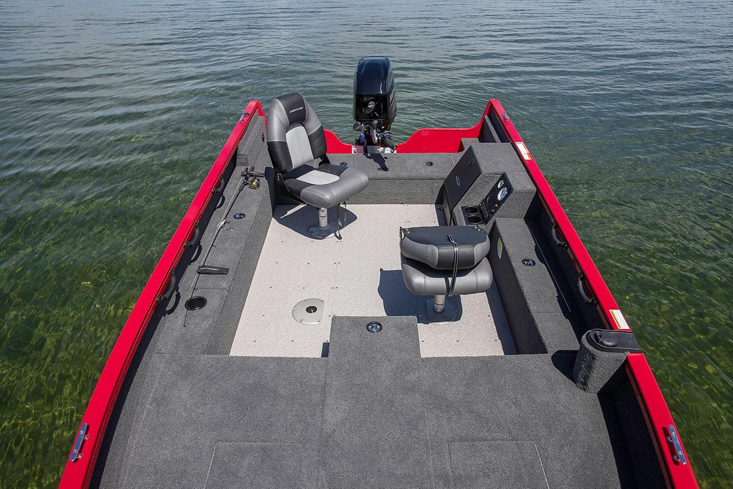 2019 Crestliner 1650 Pro Tiller in Kaukauna, Wisconsin - Photo 6