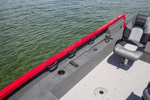 2019 Crestliner 1650 Pro Tiller in Kaukauna, Wisconsin - Photo 8