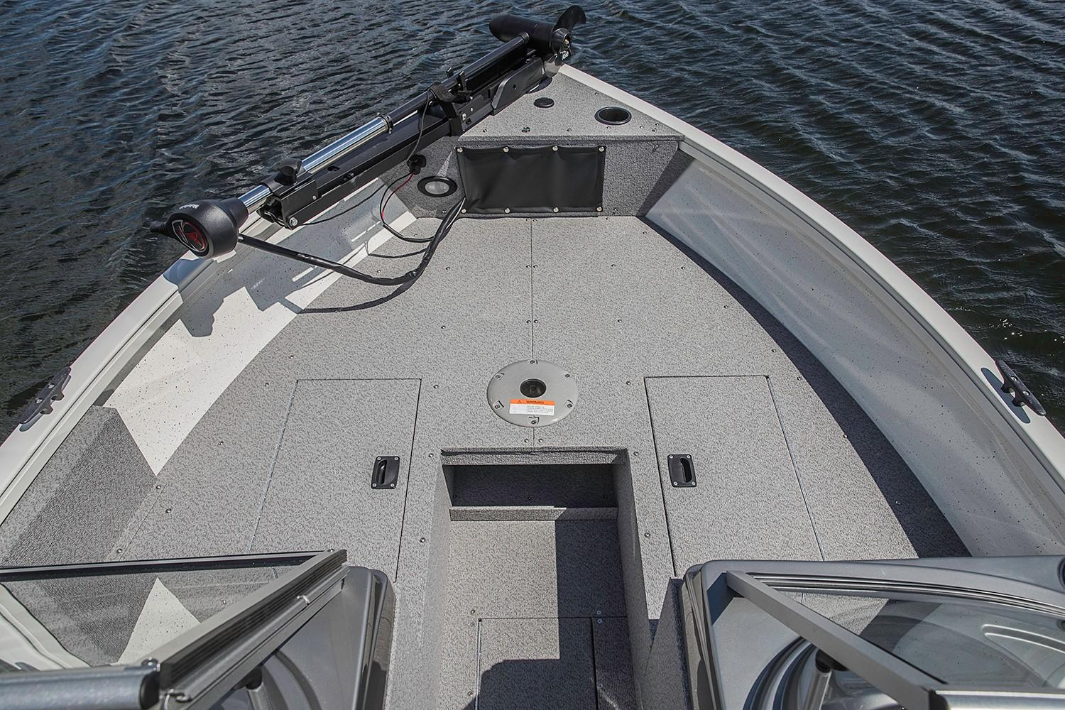 2019 Crestliner 1700 Vision in Spearfish, South Dakota - Photo 4