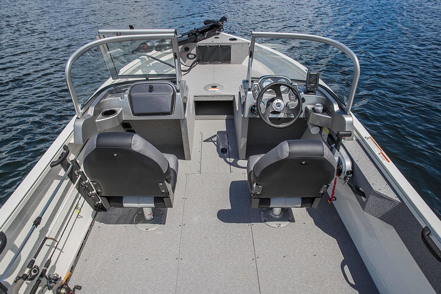 2019 Crestliner 1700 Vision in Spearfish, South Dakota - Photo 7