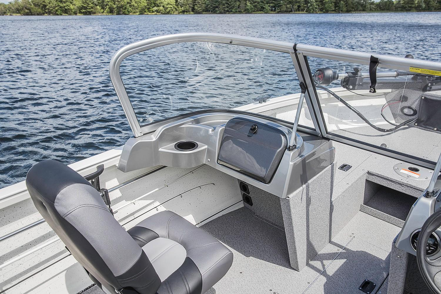 2019 Crestliner 1700 Vision in Amory, Mississippi - Photo 9