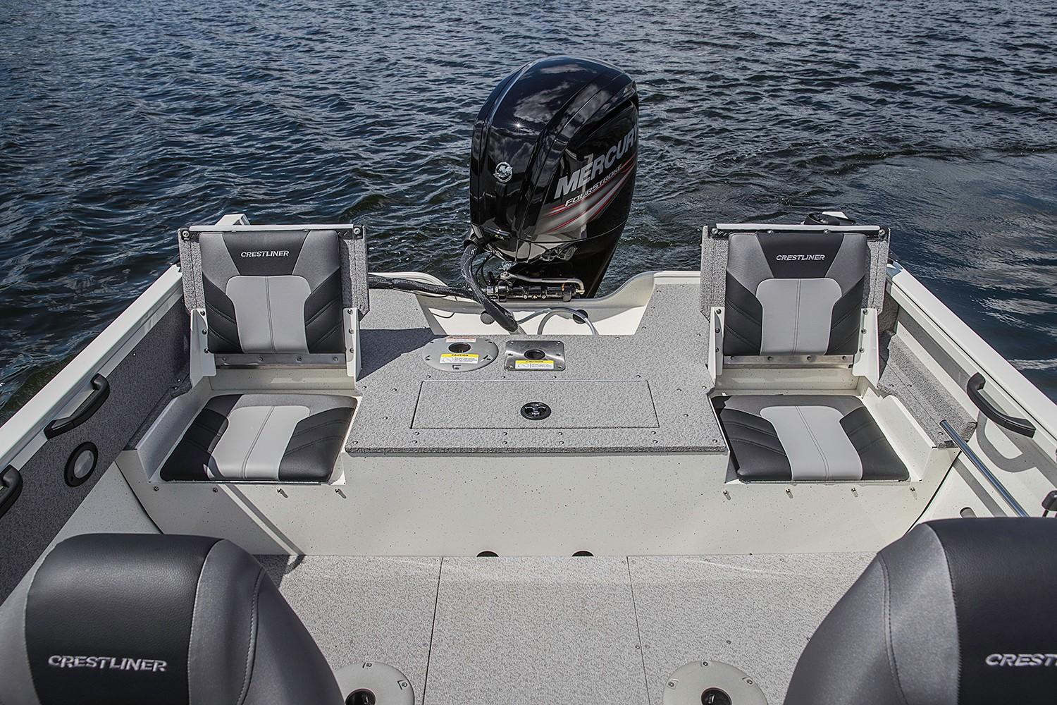 2019 Crestliner 1700 Vision in Amory, Mississippi - Photo 10