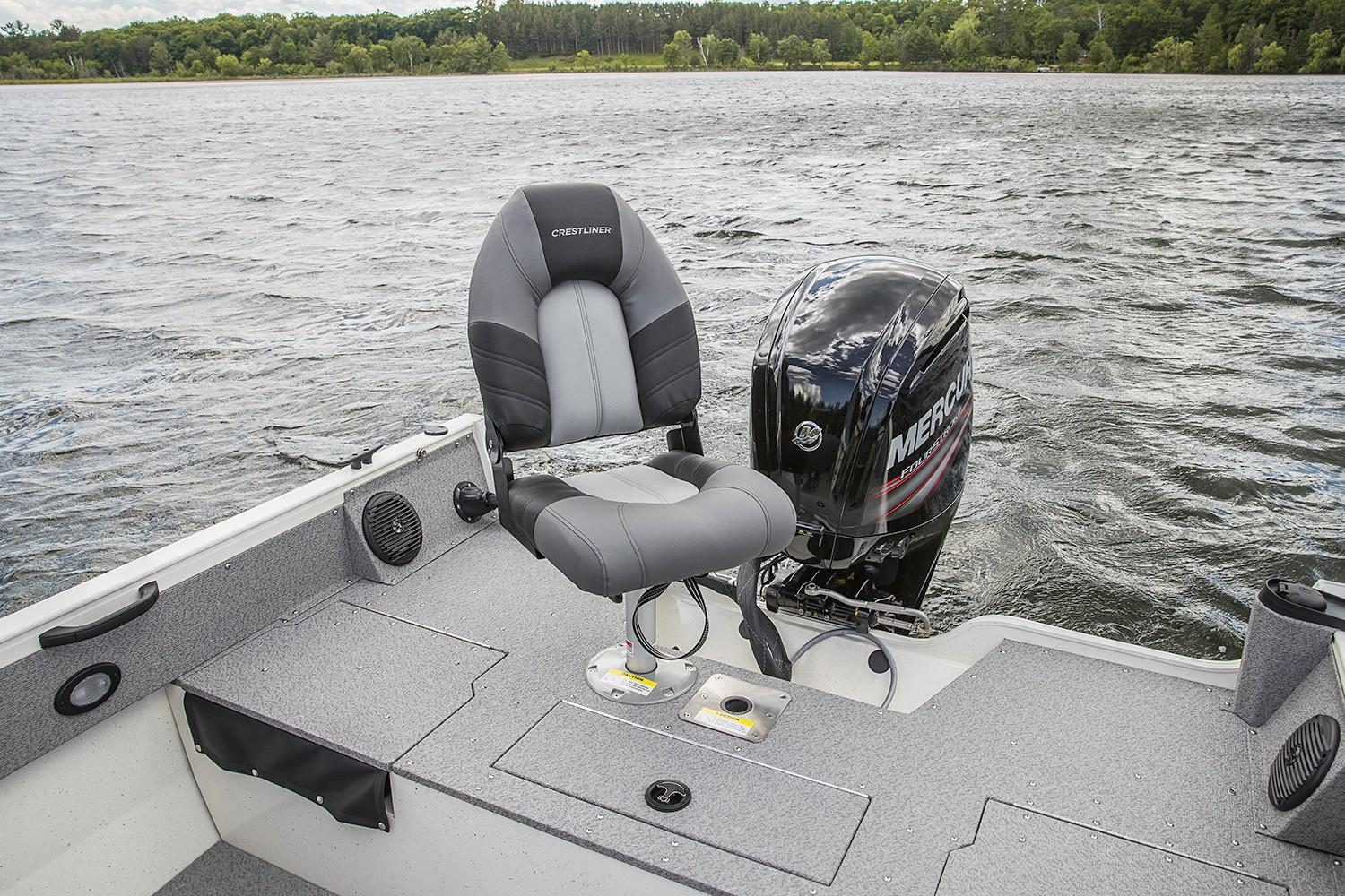 2019 Crestliner 1700 Vision in Spearfish, South Dakota - Photo 11