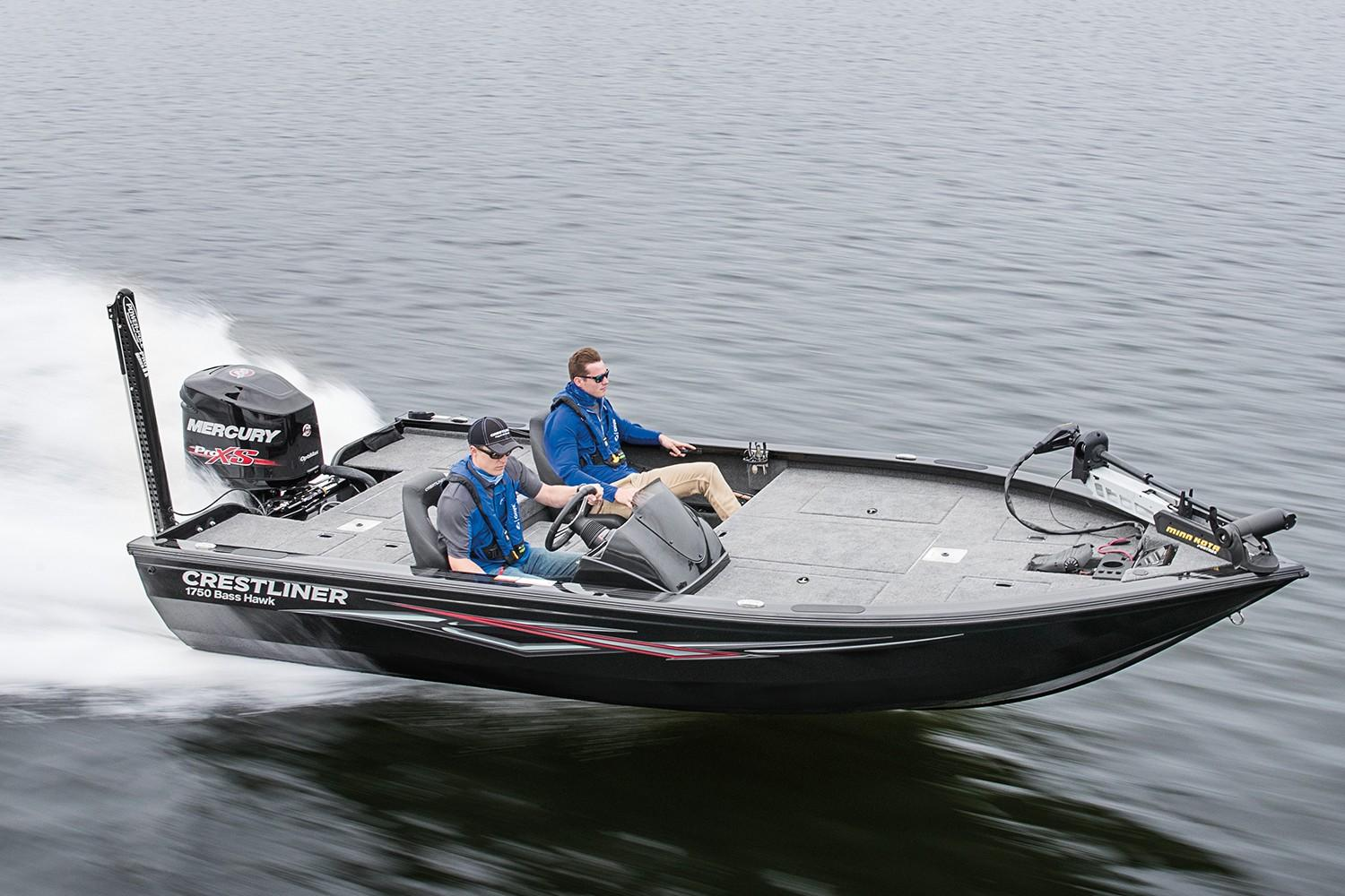 2019 Crestliner 1750 Bass Hawk in Spearfish, South Dakota - Photo 1