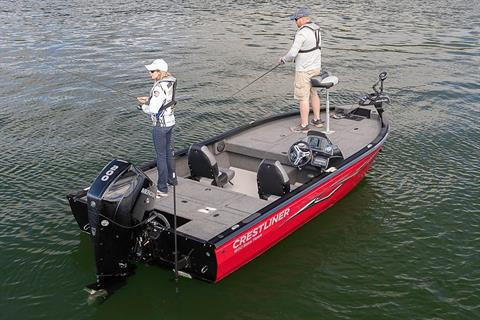 2019 Crestliner 1750 Bass Hawk in Saint Peters, Missouri - Photo 4