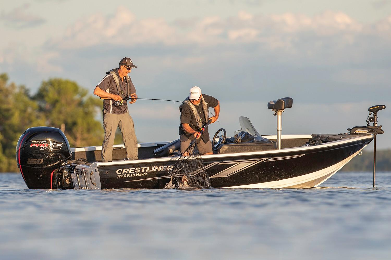 2019 Crestliner 1750 Fish Hawk SC in Spearfish, South Dakota - Photo 2