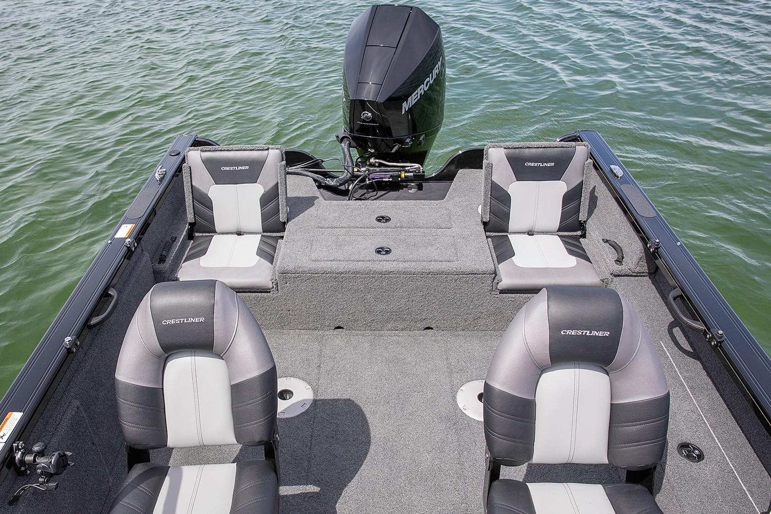 2019 Crestliner 1750 Fish Hawk SC in Saint Peters, Missouri - Photo 9