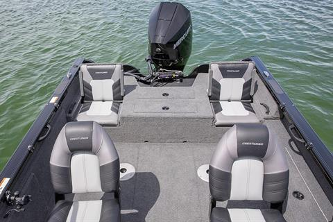 2019 Crestliner 1750 Fish Hawk SC in Amory, Mississippi - Photo 9