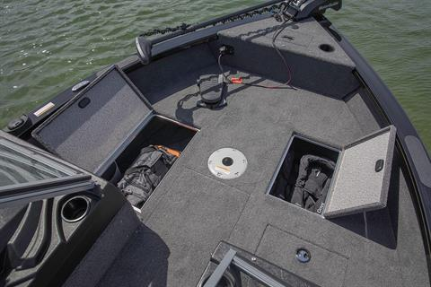 2019 Crestliner 1750 Fish Hawk WT in Cable, Wisconsin - Photo 4