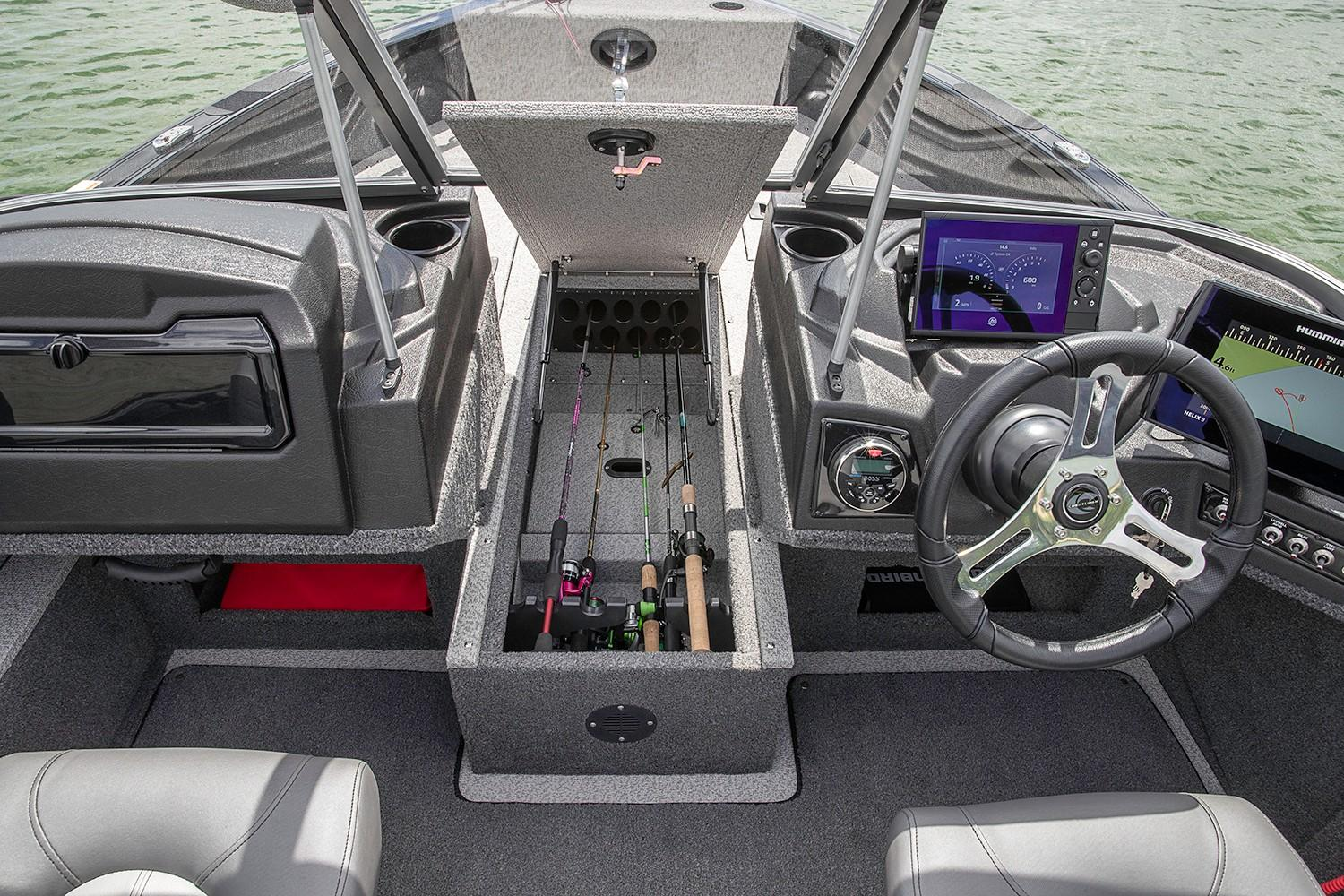 2019 Crestliner 1750 Fish Hawk WT in Cable, Wisconsin - Photo 6