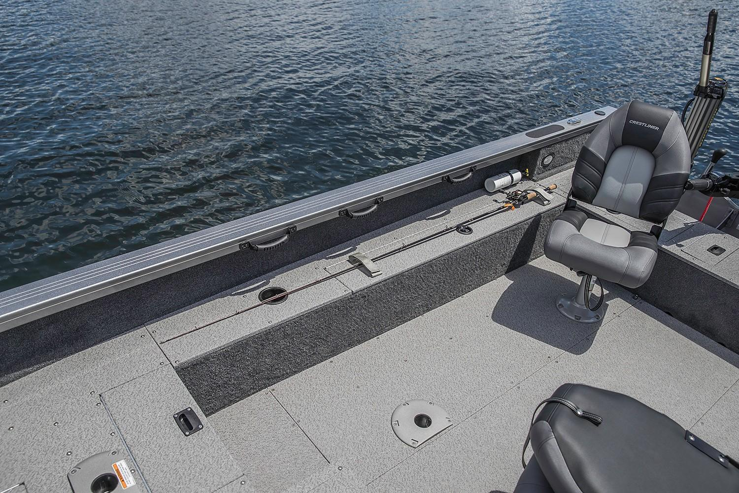 2019 Crestliner 1750 Pro Tiller in Spearfish, South Dakota