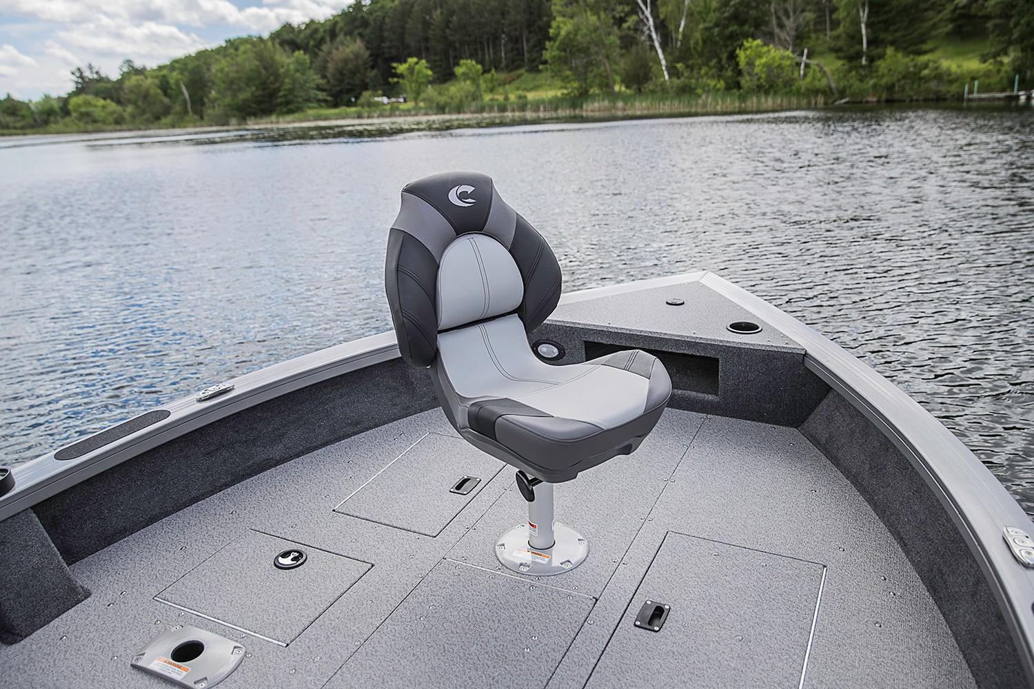 2019 Crestliner 1750 Pro Tiller in Cable, Wisconsin - Photo 4