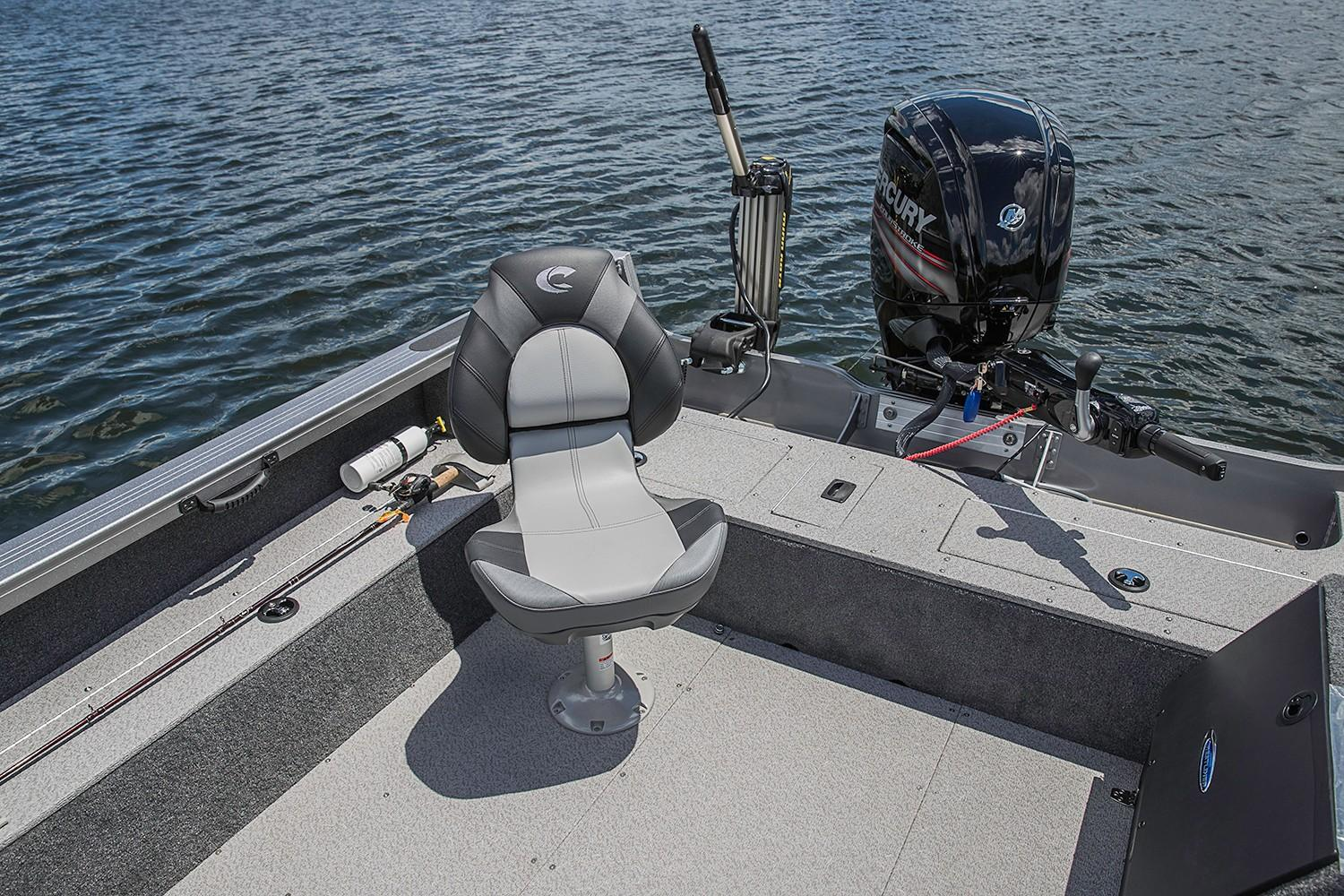 2019 Crestliner 1750 Pro Tiller in Amory, Mississippi - Photo 6