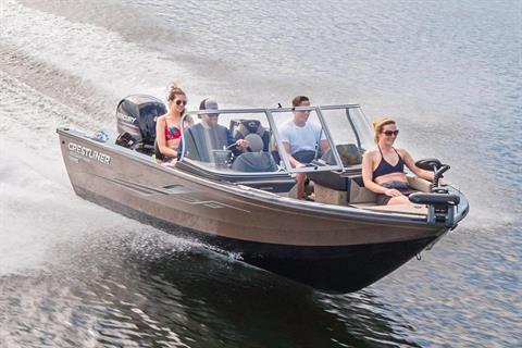 2019 Crestliner 1750 Super Hawk in Amory, Mississippi