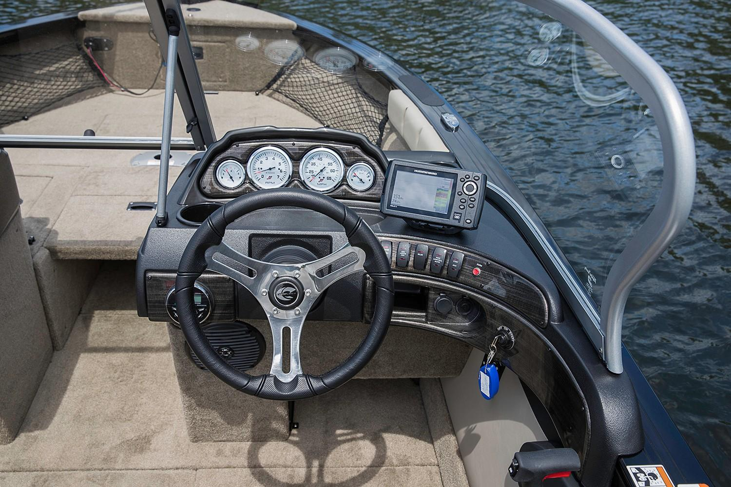 2019 Crestliner 1750 Super Hawk in Saint Peters, Missouri - Photo 8