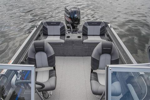 2019 Crestliner 1750 Super Hawk in Saint Peters, Missouri - Photo 10