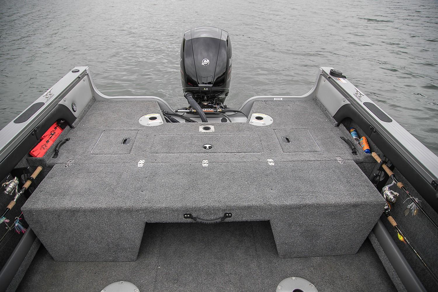 2019 Crestliner 1750 Super Hawk in Saint Peters, Missouri - Photo 13