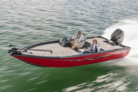 2019 Crestliner 1850 Bass Hawk in Cable, Wisconsin