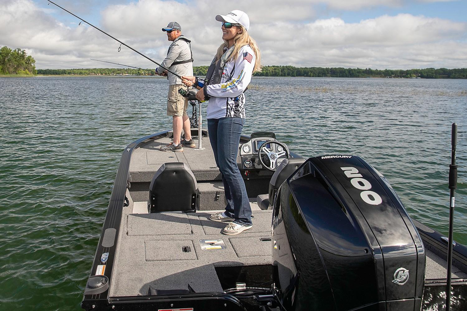 2019 Crestliner 1850 Bass Hawk in Amory, Mississippi - Photo 5