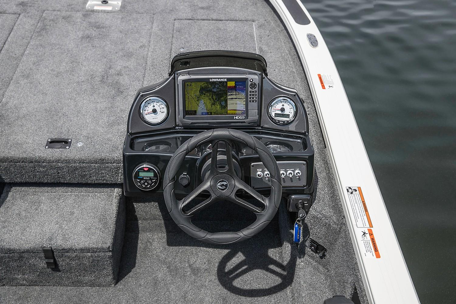 2019 Crestliner 1850 Bass Hawk in Amory, Mississippi - Photo 9