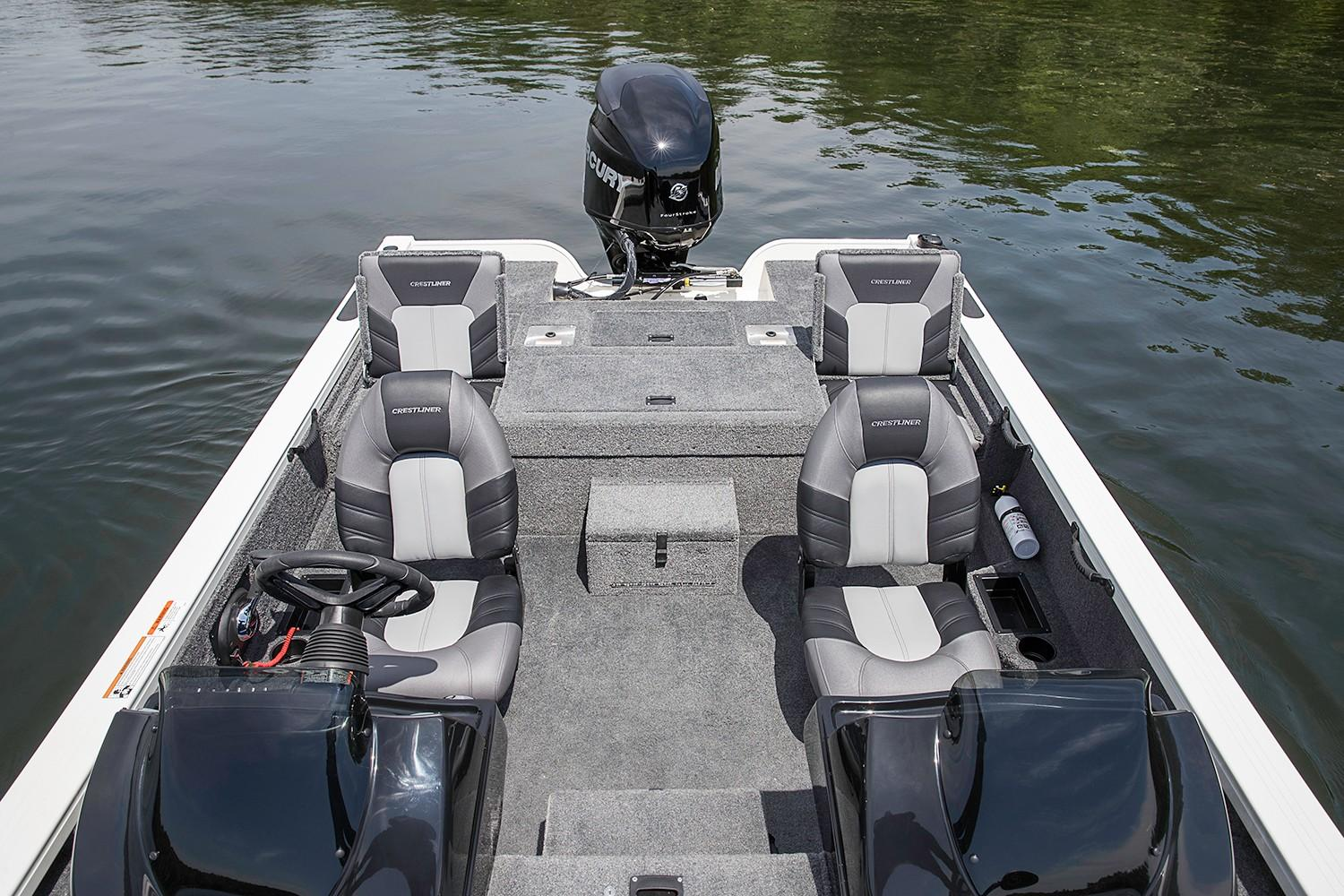 2019 Crestliner 1850 Bass Hawk in Amory, Mississippi - Photo 13