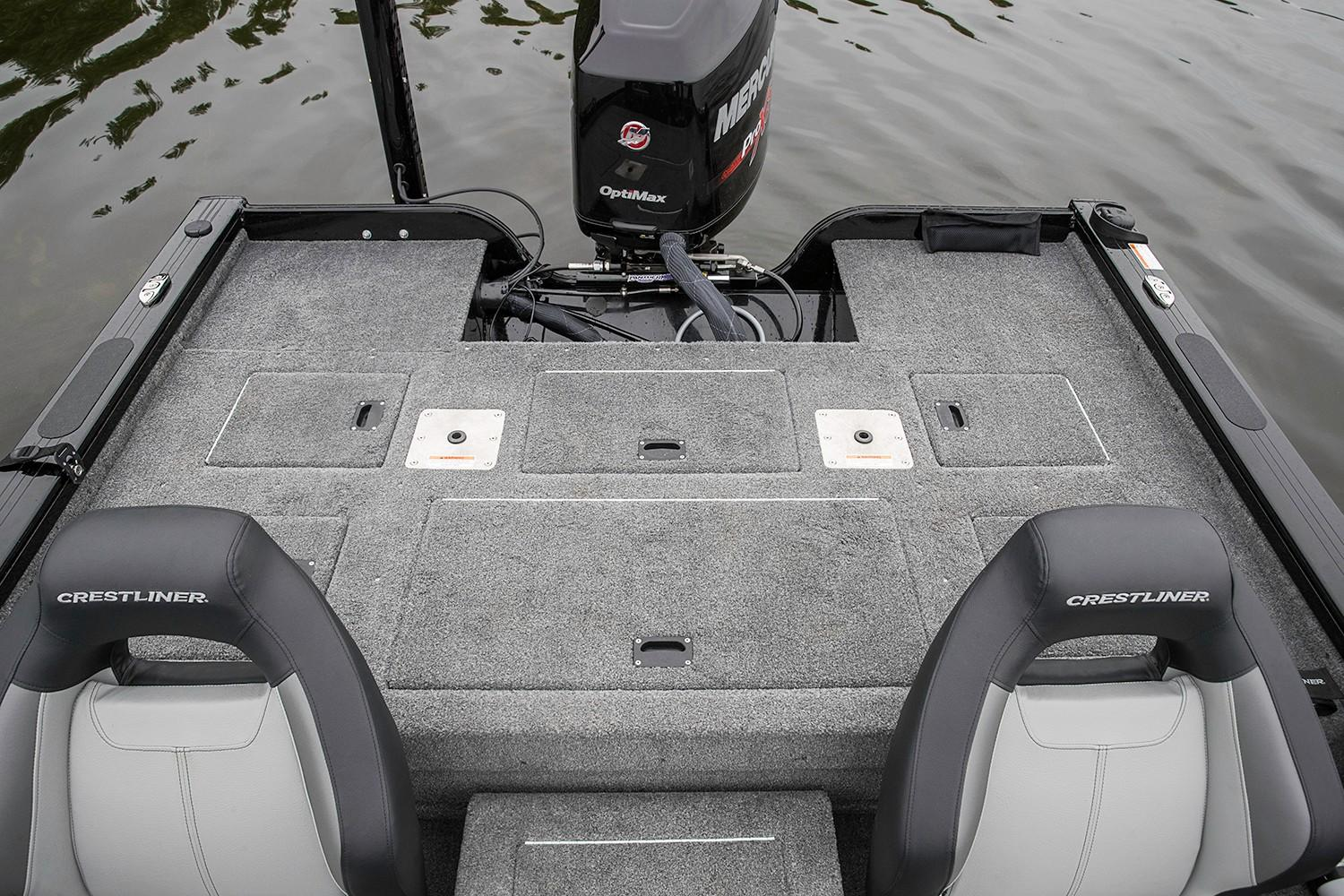 2019 Crestliner 1850 Bass Hawk in Amory, Mississippi - Photo 19
