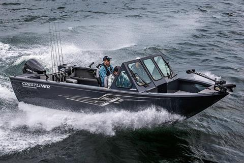 2019 Crestliner 1850 Commander in Cable, Wisconsin