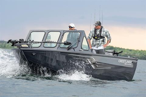 2019 Crestliner 1850 Commander in Cable, Wisconsin - Photo 2