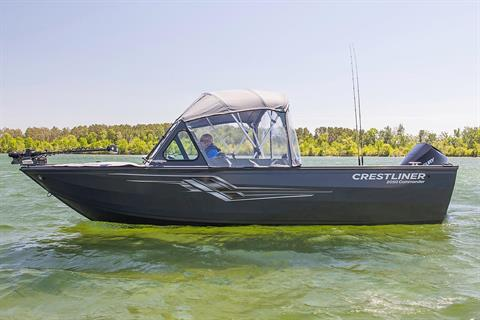 2019 Crestliner 1850 Commander in Cable, Wisconsin - Photo 3
