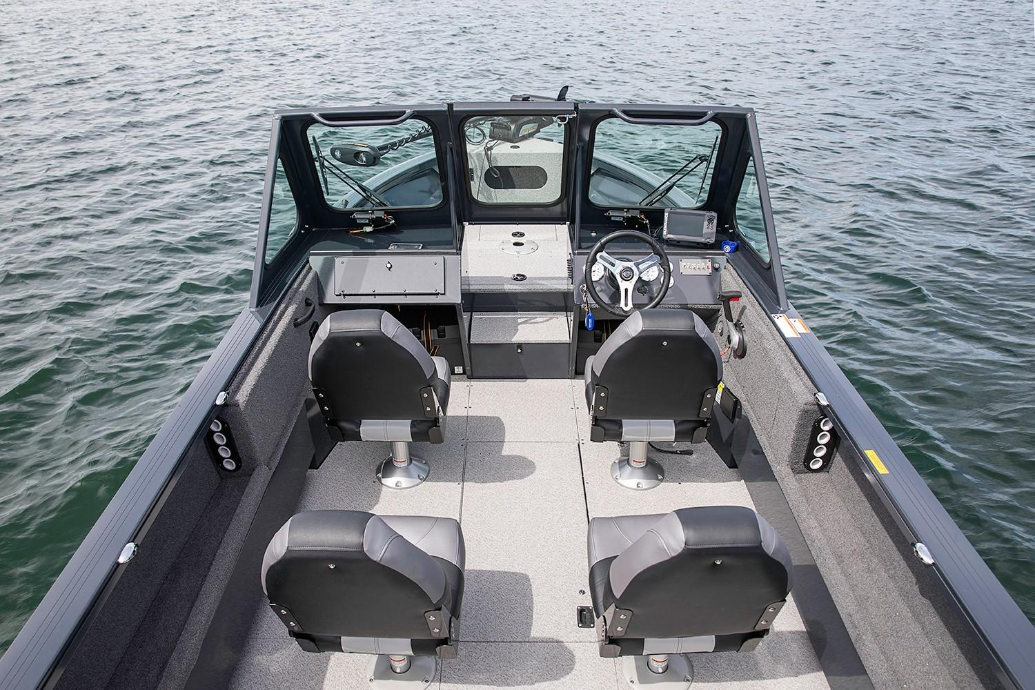 2019 Crestliner 1850 Commander in Cable, Wisconsin - Photo 5