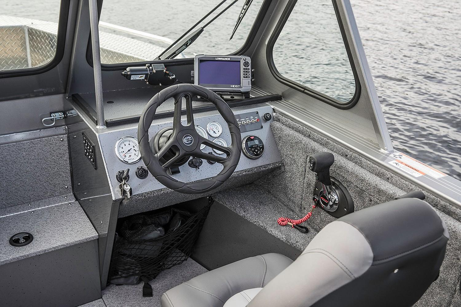 2019 Crestliner 1850 Commander in Cable, Wisconsin - Photo 6