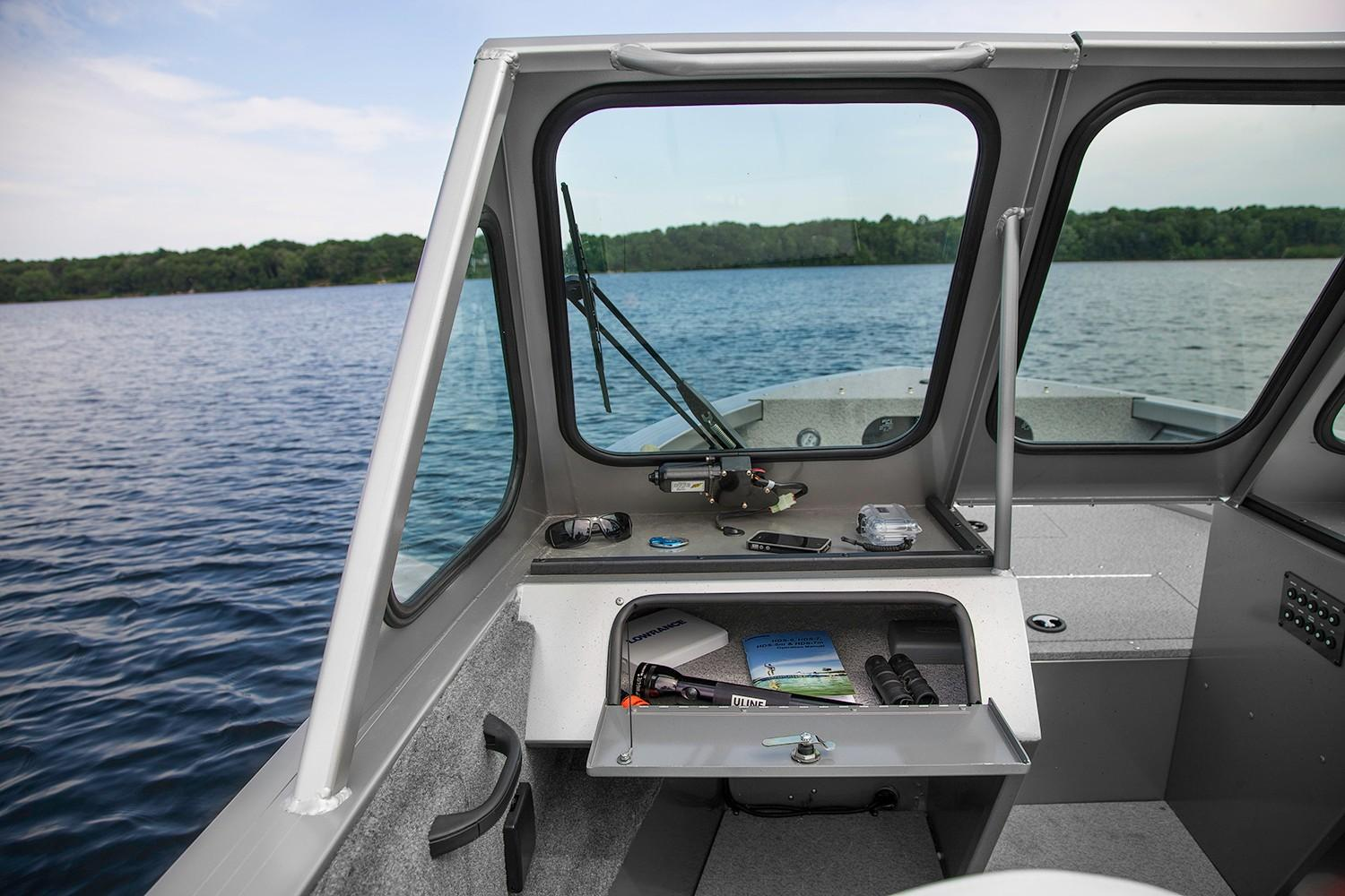 2019 Crestliner 1850 Commander in Cable, Wisconsin - Photo 7