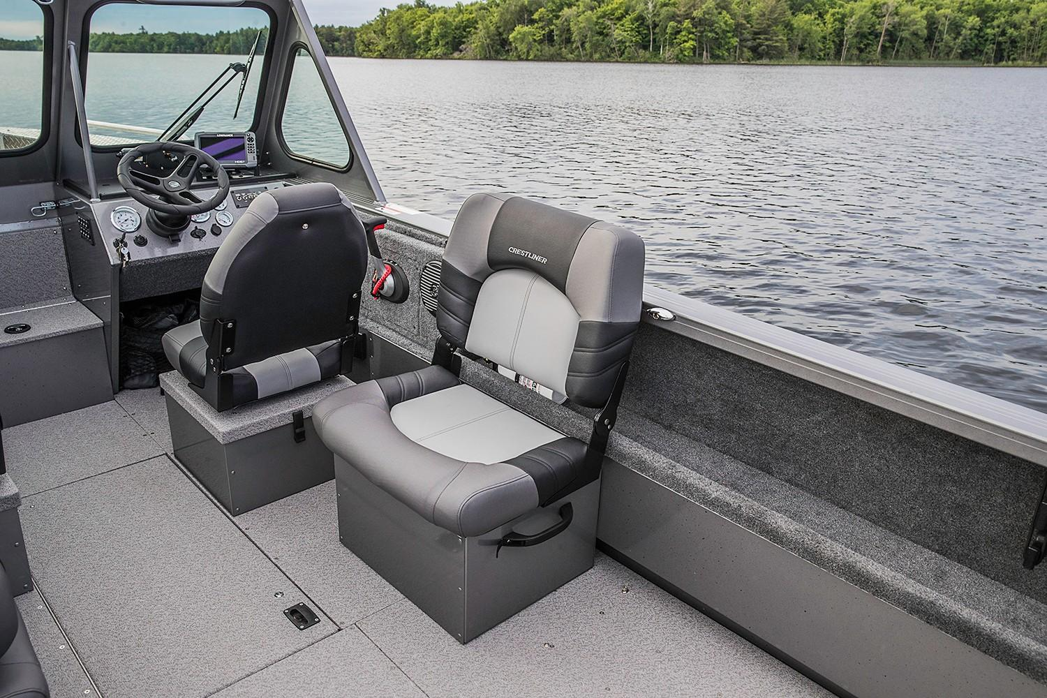 2019 Crestliner 1850 Commander in Cable, Wisconsin - Photo 9