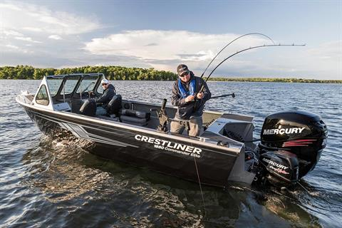 2019 Crestliner 1850 Commander Elite in Spearfish, South Dakota