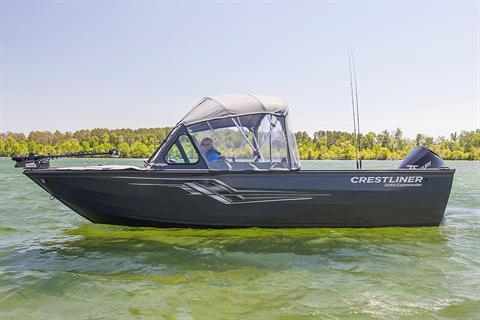 2019 Crestliner 1850 Commander Elite in Kaukauna, Wisconsin - Photo 2