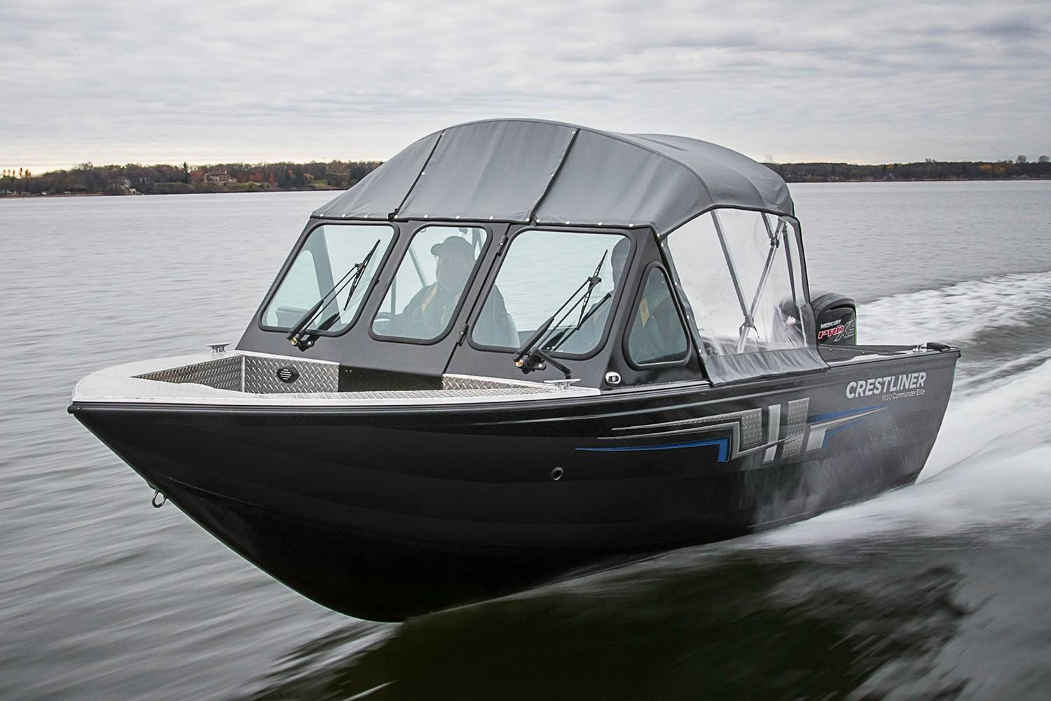 2019 Crestliner 1850 Commander Elite in Kaukauna, Wisconsin - Photo 3
