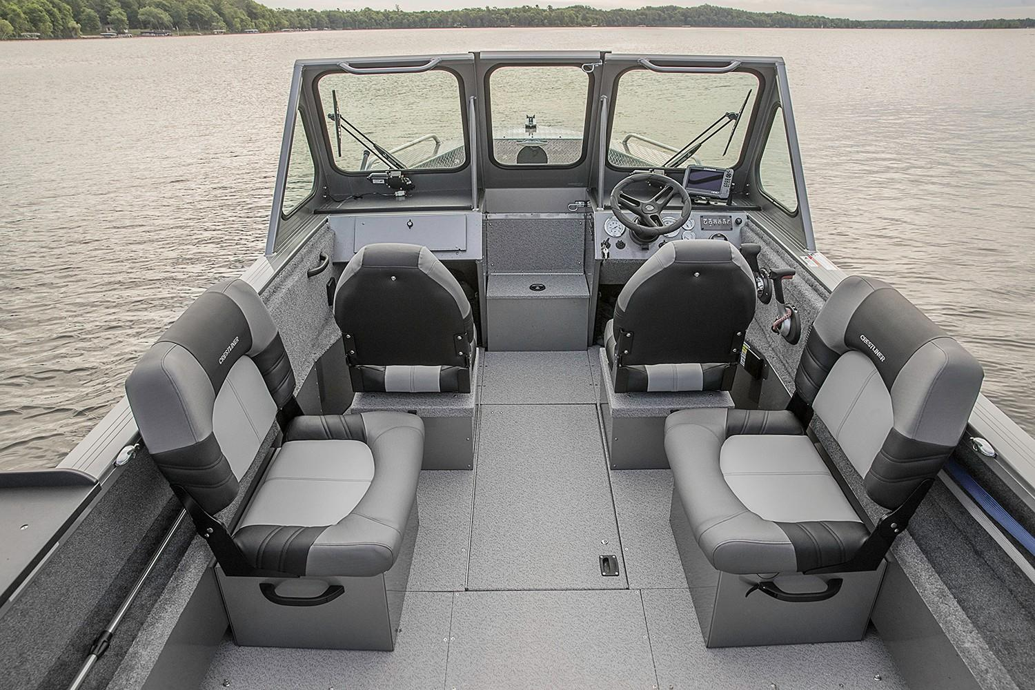 2019 Crestliner 1850 Commander Elite in Saint Peters, Missouri