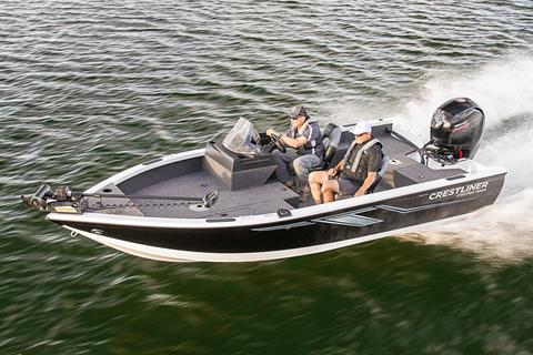 2019 Crestliner 1850 Fish Hawk SC in Amory, Mississippi