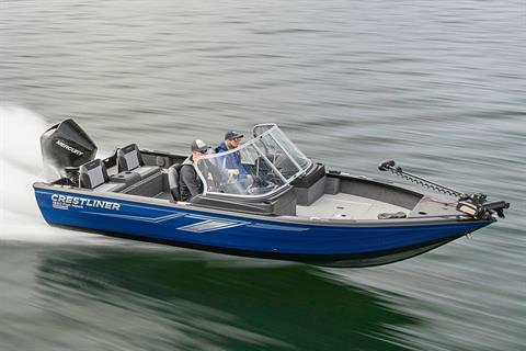 2019 Crestliner 1850 Fish Hawk WT in Spearfish, South Dakota