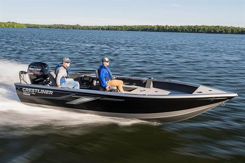 2019 Crestliner 1850 Pro Tiller in Cable, Wisconsin