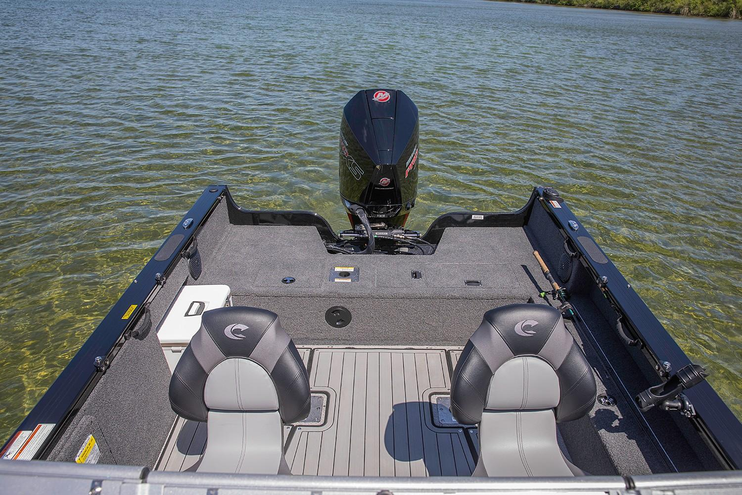 2019 Crestliner 1850 Raptor SC in Saint Peters, Missouri