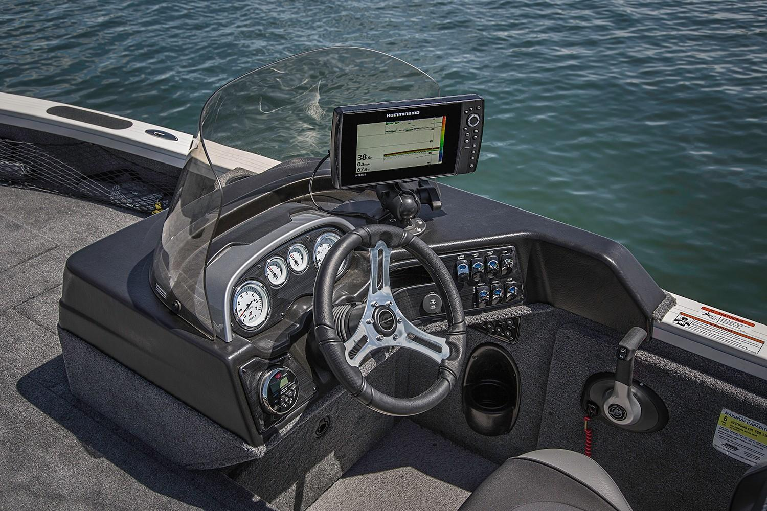 2019 Crestliner 1850 Raptor SC in Kaukauna, Wisconsin - Photo 5