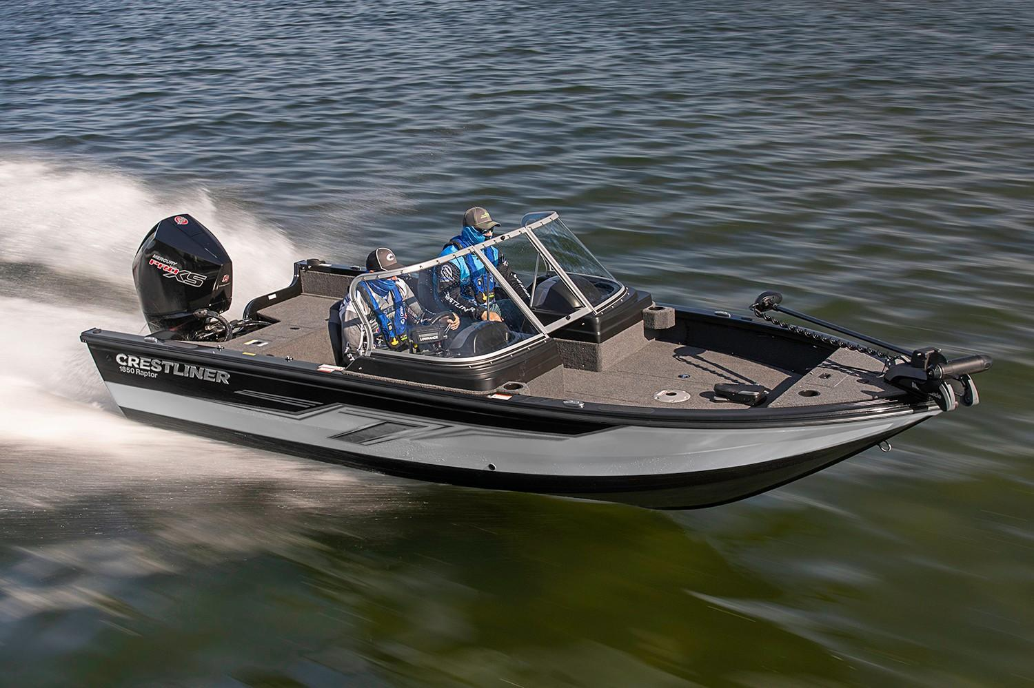 2019 Crestliner 1850 Raptor WT in Amory, Mississippi - Photo 2