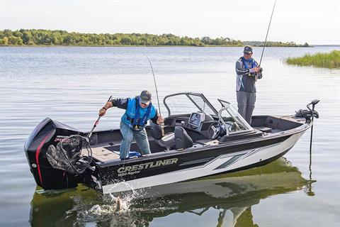 2019 Crestliner 1850 Raptor WT in Amory, Mississippi - Photo 3