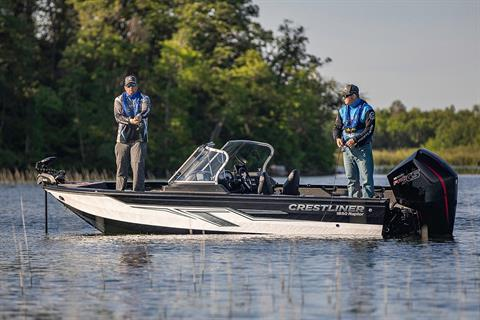 2019 Crestliner 1850 Raptor WT in Amory, Mississippi - Photo 4