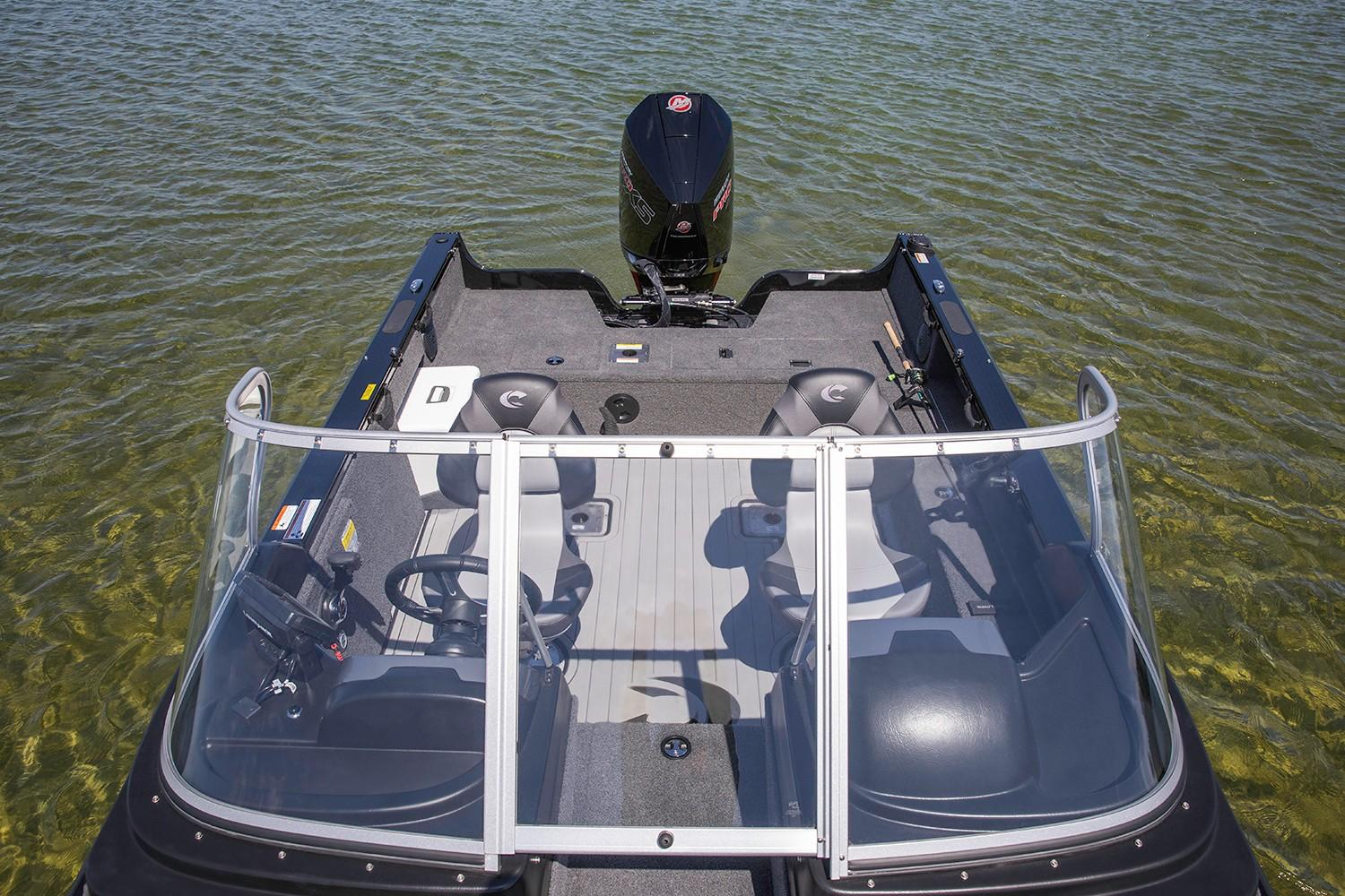 2019 Crestliner 1850 Raptor WT in Amory, Mississippi - Photo 7